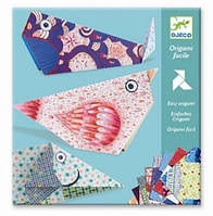 Большие животные, набор для оригами, Djeco