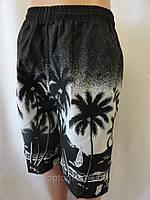Длинные мужские шорты с карманами, фото 1