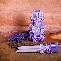 Свечи Свадебные Резные
