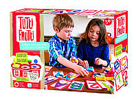 Набор для лепки Буквы и цифры, Tutti Frutti