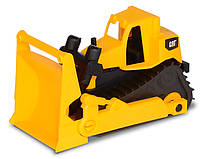 Бульдозер CAT. Мини-строительная техника 25 см. Toy-State