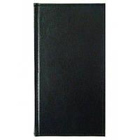 Еженедельник датированный 2018 BRISK OFFICE MIRADUR (8,6х15,3) черный