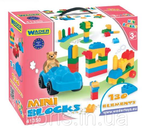 Конструктор Wader серии Mini Wader (41350)