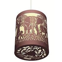 В саванне: Абажур для потолочных светильников, Djeco