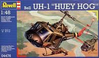 Вертолет (1962г., США) Bell UH-1C/B Huey Hog, 1:48, Revell