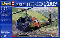 Вертолет (1962г., США) Bell UH-1D SAR, 1:72, Revell