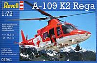 Вертолет Agusta A-109 K2; 1:72, Revell