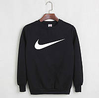 Мужской Свитшот,кофта  Nike, черного цвета.