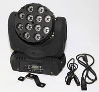 Продам LED Mooving Head (движущаяся голова) 12x12w.