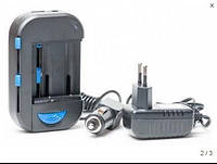Зарядное устройство PowerPlant BM-001 universal charger