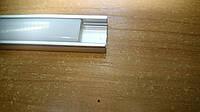 Алюминиевый профиль для светодиодной ленты накладной Feron CAB 262 (2м)