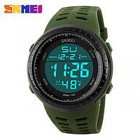 Часы наручные Skmei 1167 Green