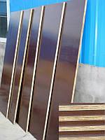 Фанера ламинированная 4х1250х2500, 9х1500х3000, 9х1250х2500, 6,5х1250х2500, 6х1250х2500,  F/F Латвия купить