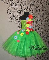 """Карнавальний костюм, юбка-платье из """"ВЕСНА"""""""