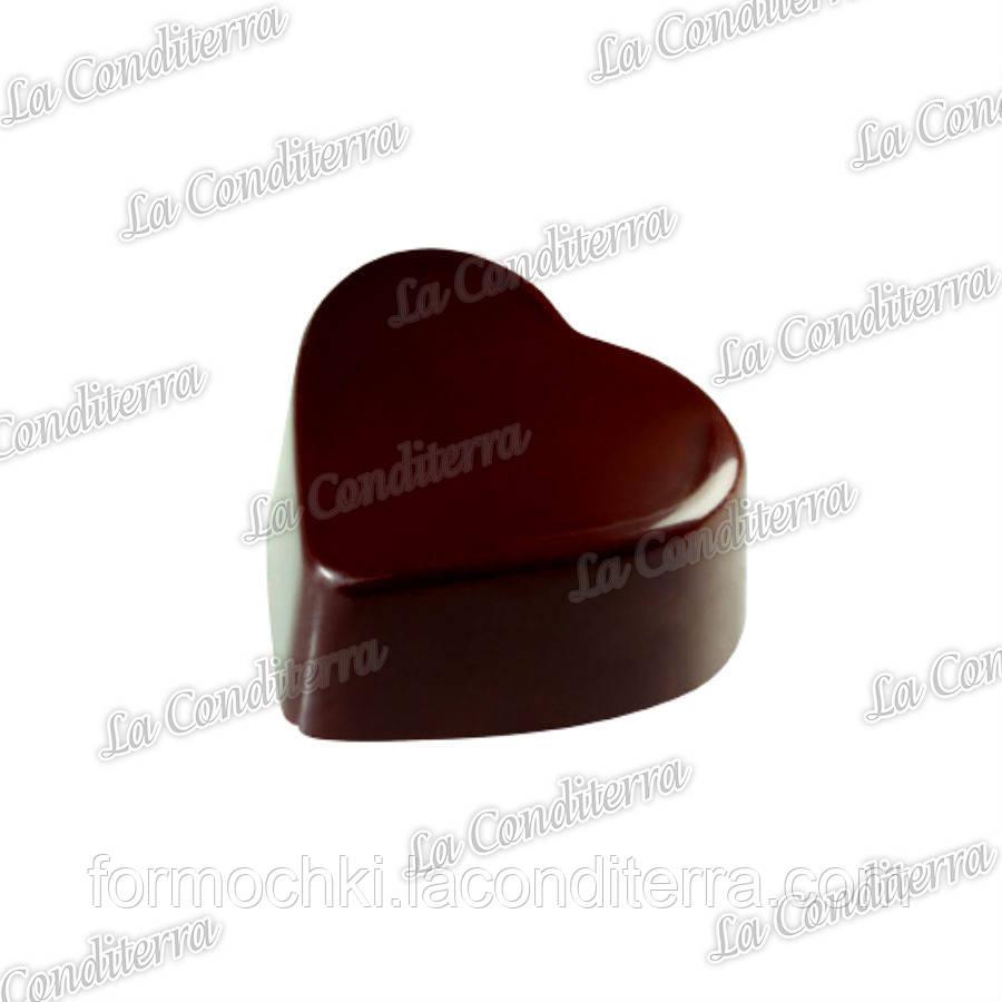 Полікарбонатна форма для шоколадних цукерок PAVONI SP1214