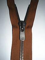 Молния металлическая разъемная  75см, тип 8 YKK EXCELLA® , 1 бегунок