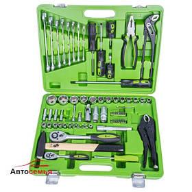 Набор инструментов Alloid 72 предмета
