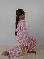 Детская пижамка материал турецкая теплая махра