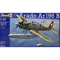 Гидросамолёт-разведчик Arado Ar196B, 1:32, Revell