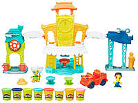 Главная улица, набор пластилина, Play-Doh