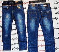 Джинсы на мальчика р-р 134-164 Seagull, купить джинсы детские оптом