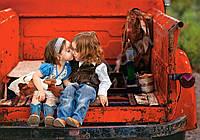 Пазлы Первый поцелуй, 500 элементов Castorland В-52523