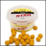 Бойлы Steg Product Fluo Pop Up smoke ball  12 мм 40гр Ваниль