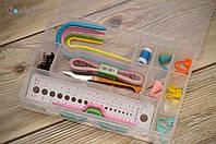Органайзер для вязания + аксессуары (Китай)