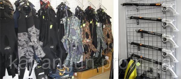 Новые товары для подводной охоты