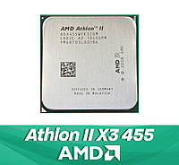 Процессор AMD Athlon II X3 455