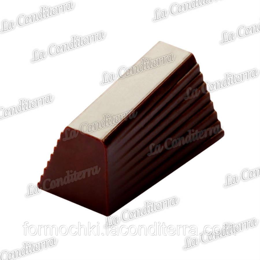 Полікарбонатна форма для шоколадних цукерок PAVONI PC05
