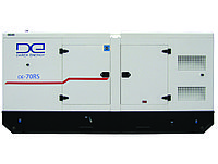 Дизельный генератор Darex Energy DE-70RS-Zn 50-56 кВт с оцинкованным корпусом!