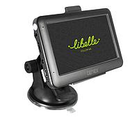 Автомобильный GPS-навигатор Tenex 45S с лиц. Libelle