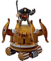 Драго и боевая машина, Как приручить дракона, Spin Master
