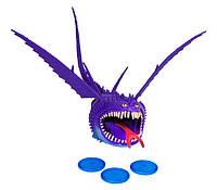 Дракон Громобой фиолетовый, Как приручить дракона, (32 см), Spin Master
