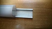 Алюминиевый профиль для светодиодной ленты Feron CAB 282 (накладной круглый)
