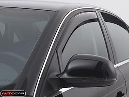 Ветровики Hyundai i20 с 2008-  / 4шт / вставные / Heko