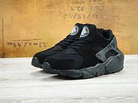 Кроссовки Nike Air Huarache All Black женские