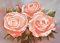 """Схема для вышивки бисером """"Розы"""", А3"""