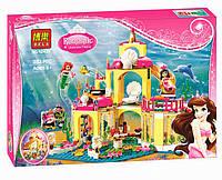 """Конструктор Bela 10436 (аналог Lego Disney Princess 41063) """"Подводный дворец Ариэль"""", 383 дет"""