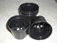 Перевалочный горшок  АВ 12 черный