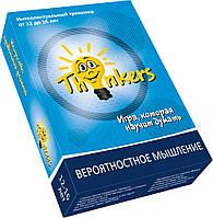 Игра Вероятностное мышление для детей 12-16 лет (русский язык), Thinkers