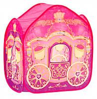 Игровая палатка Карета для принцессы, Bino