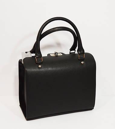 Женская черная сумочка Voila 54960, фото 2