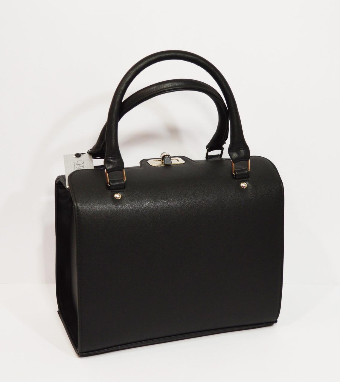 Женская черная сумочка Voila 54960