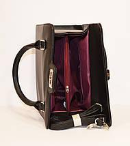 Женская черная сумочка Voila 54960, фото 3