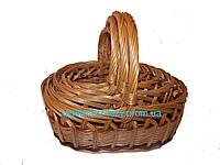 Пасхальные  комплекты корзин з лозы(4шт), фото 1