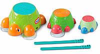 Игровой набор - Черепашки-барабанчики (для игры в ванной), Little Tikes