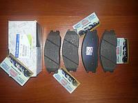 Тормозные колодки передние дисковые Rexton/Kyron/Actyon (пр-во SsangYong) 4813008260