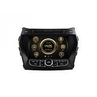 Штатная магнитола EasyGo S310 (Hyundai IX45)